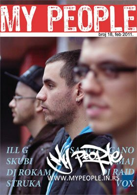 My People Magazin broj 18