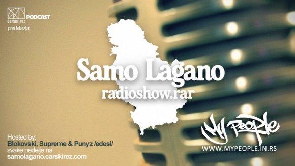 Samo Lagano radio show