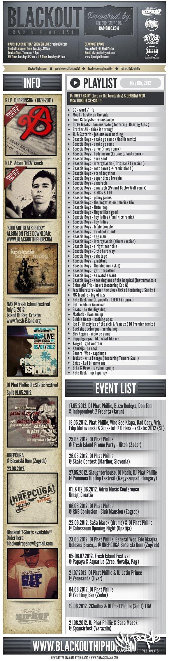 Blackout Rap Show 08.05.2012. (download)