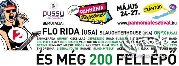 Pannonia Festival 2012