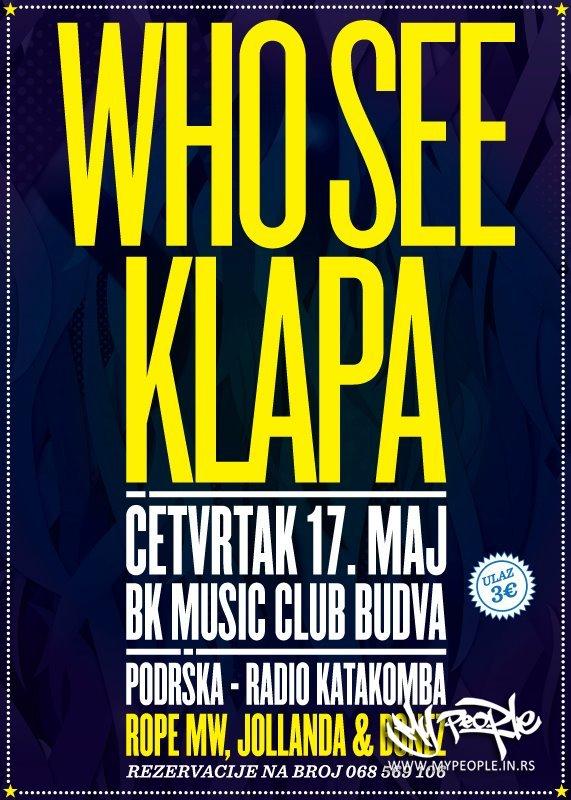 Who See @ Budva