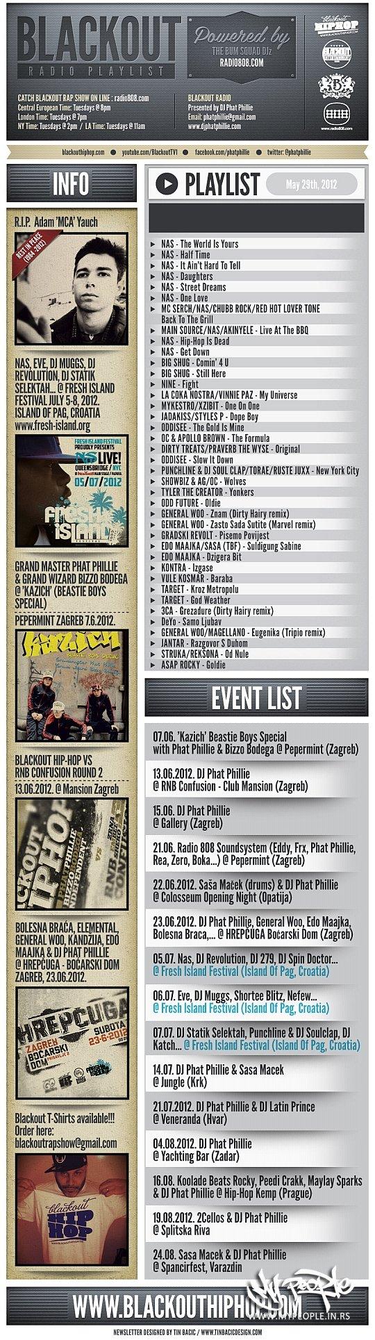 Blackout Rap Show 29.05.2012. (download)