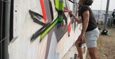 Svi kao jedan - grafiti