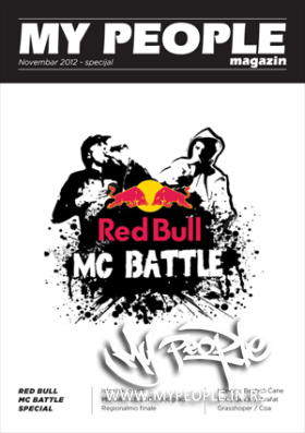 My People Magazin Red Bull MC Battle Specijal