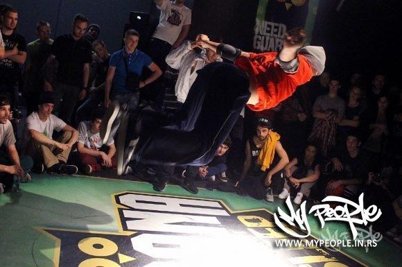 Take a break breakdance takmicenje