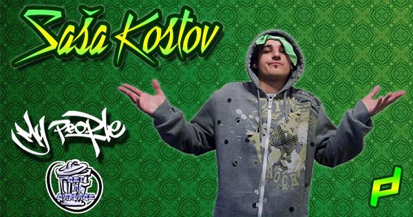 Sasa Kostov - My People Blog