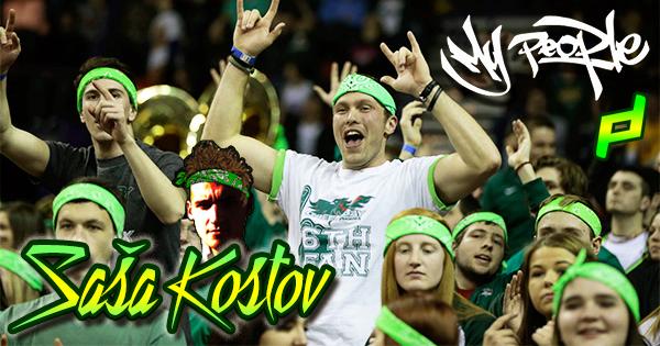 Sasa Kostov Vlog - My People