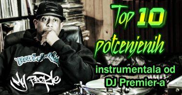 Top 10 potcenjenih instrumentala -DJ Premier