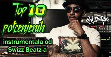 Top 10 potcenjenih instrumentala - Swizz Beatz