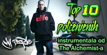 Top 10 potcenjenih instrumentala - The Alchemist