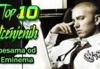 Top 10 potcenjenih pesama - Eminem