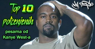 Top 10 potcenjenih pesama - Kanye West
