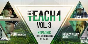 Each One Teach One vol 3
