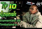 Top 10 potcenjenih instrumentala - Timbaland