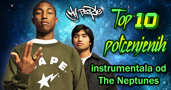 Top 10 potcenjenih instrumentala - The Neptunes
