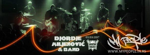 Đorđe Miljenović & Band @ Božidarac