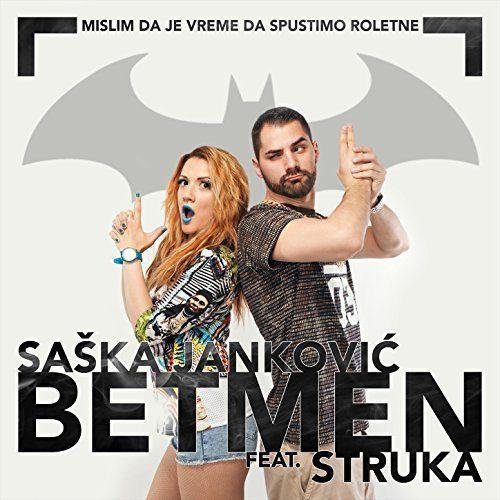 Saška Janković- Betmen