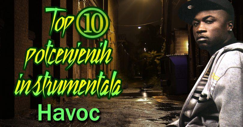 top 10 potcenjenih instrumentala - havoc