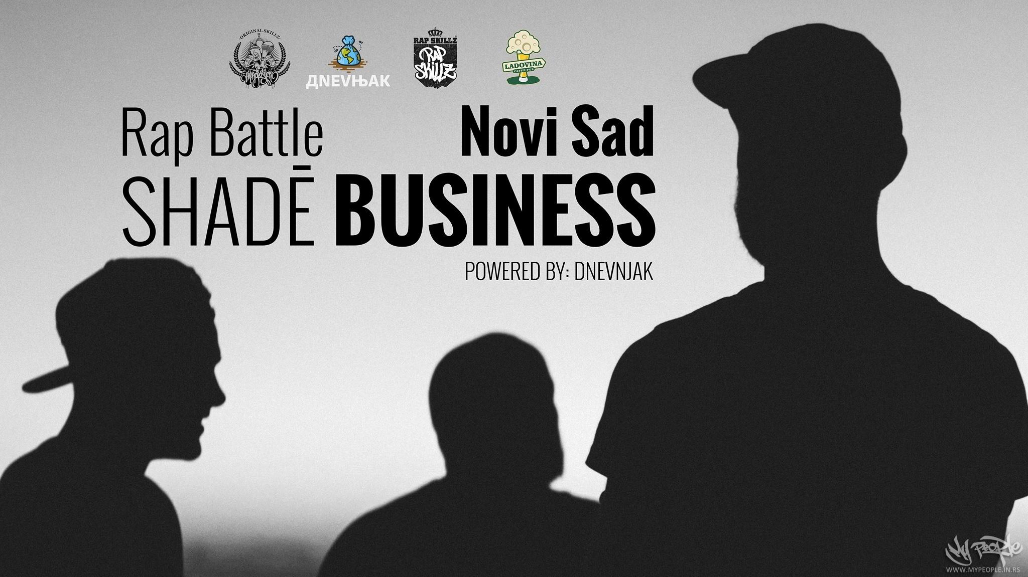 Shadē Business @ Ladovina