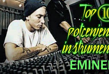 top 10 instrumentala - eminem