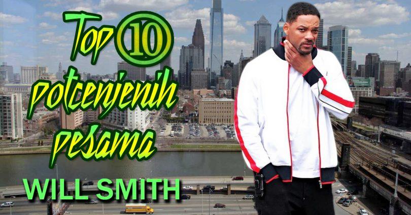 top 10 potcenjenih pesama - will smith