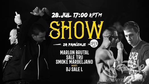Marlon Brutal, Sale Tru, Smoke Mardeljano & DJ Sale L @ KPTM