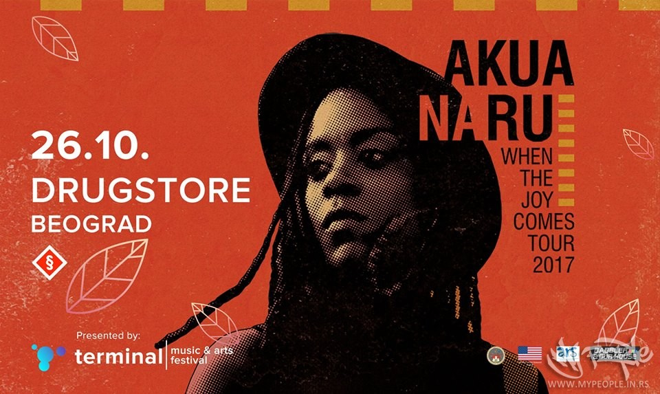 Akua Naru @ Drugstore