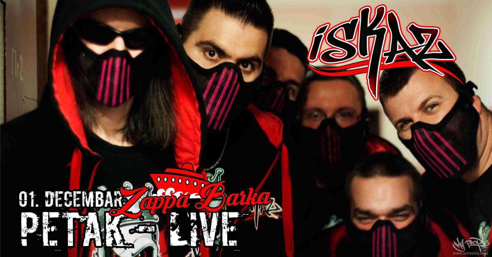 Iskaz - LIVE @ Zappa Barka