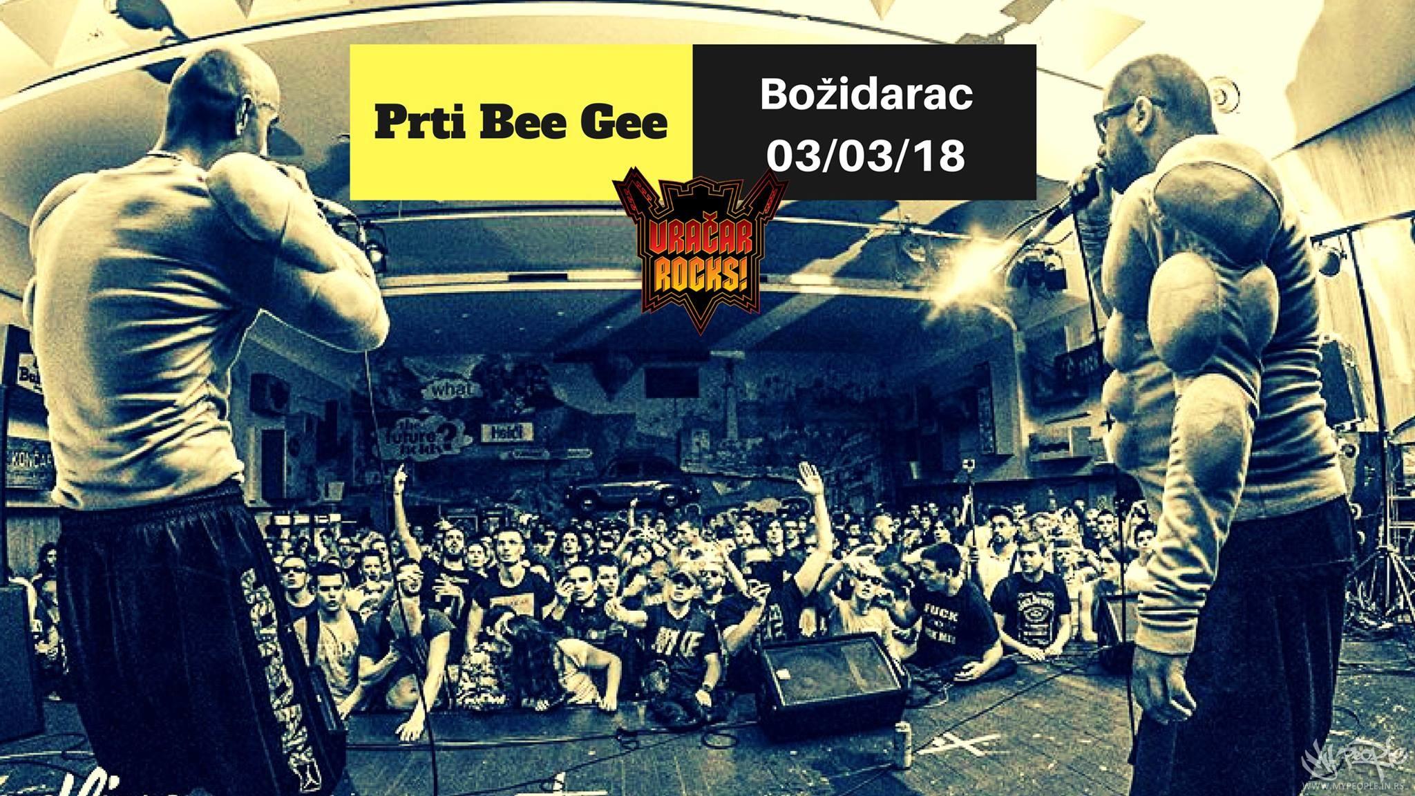 Prti Bee Gee @ Božidarac
